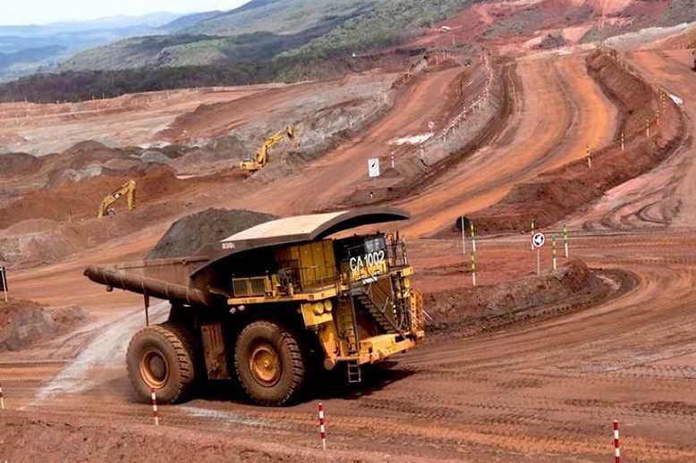 Mineradora Anglo american - mineração - amazônia
