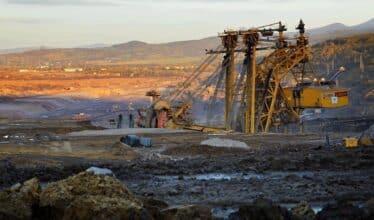 Áreas de bloqueio - onde a mineração pode ou não ocorrer