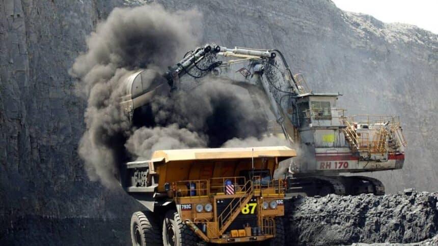 minério - mineração - exploração