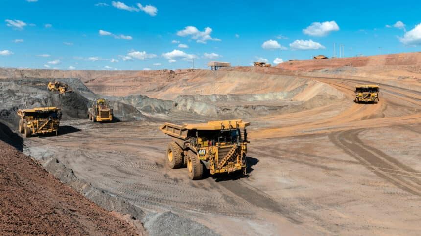 Mineração – projeto – minério de ferro