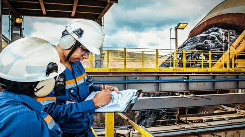 Empresas no setor de mineração estão com processo seletivo aberto para preenchimento de vagas de emprego para algumas localidades no Brasil