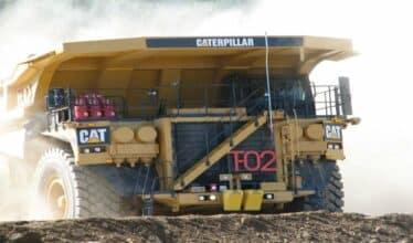 Caminhões movidos a bateria serão lançados pela Caterpillar e BHP para tornar o setor de mineração mais sustentável e inclusivo
