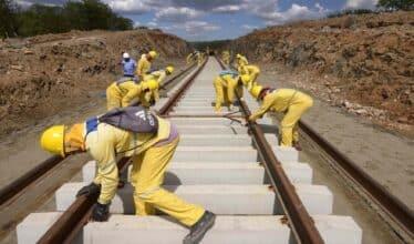 Mineração - Transnordestina - Suape - Governo Federal
