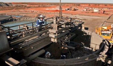 zona basal - jaguar mining - mineradora - minério - mineração