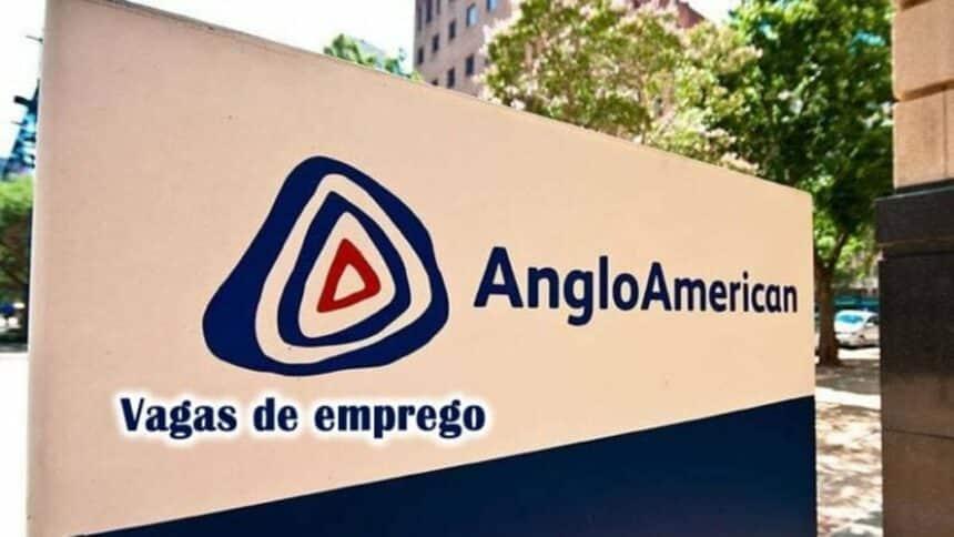 Mineradora Anglo American está com processos seletivos disponíveis para profissionais PCD ocuparem as vagas de emprego ofertadas no setor de mineração